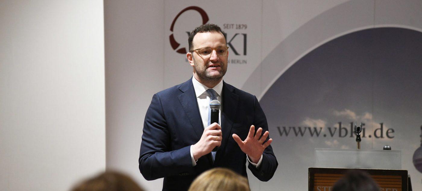 Pic Minister Jens Spahn