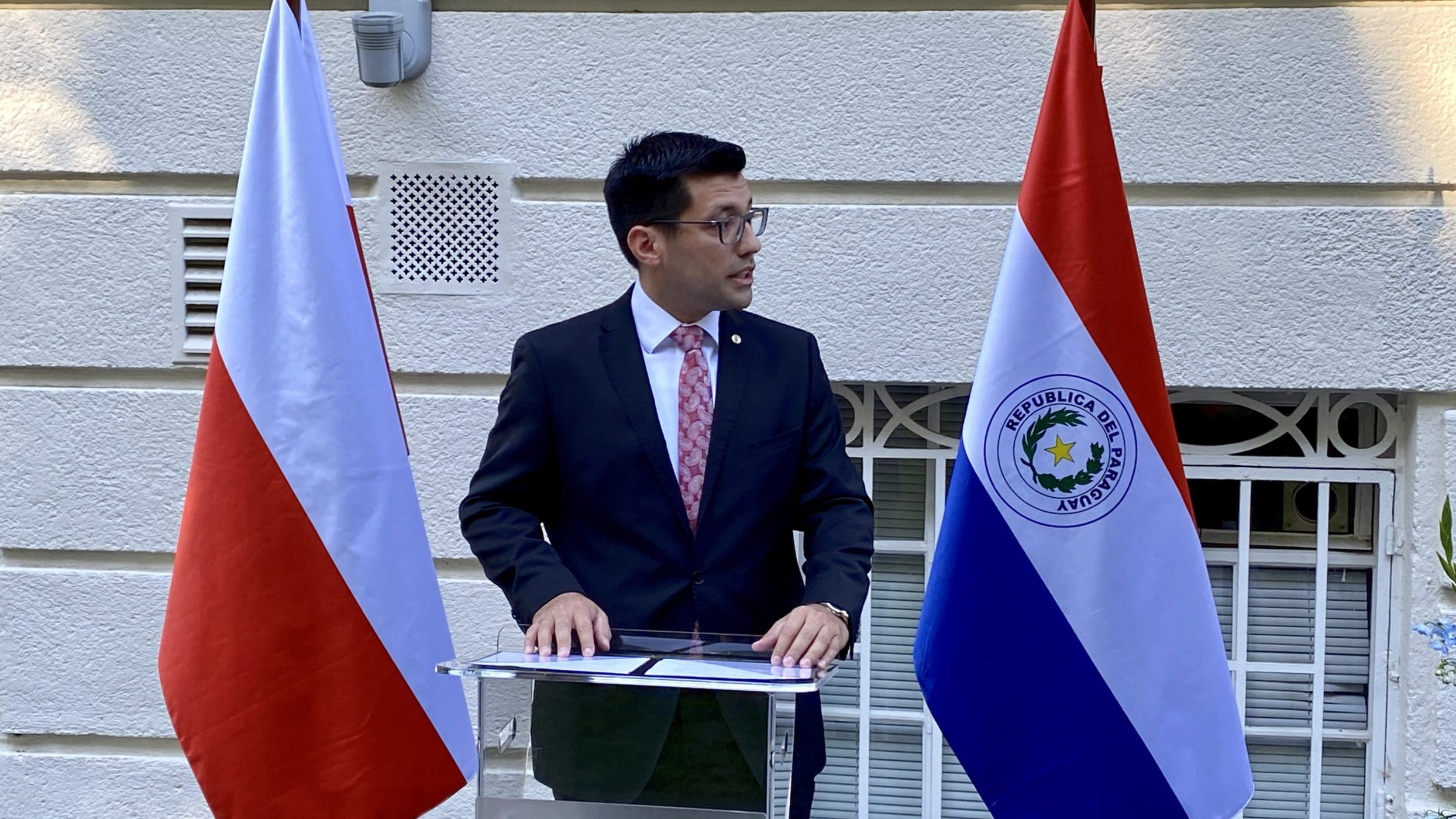 Anibal Augusto N. Zazara Dominquez (Embassy Paraguay)